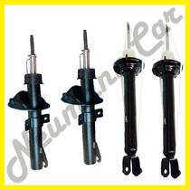 4 Amortecedores Ford Ka 97/07 + 4 Kits Completos