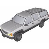 Manual De Taller De Chevrolet Suburvan - Tahoe Y Camionetas