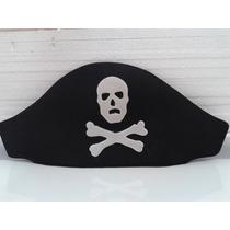 Gorro Pirata De Cotillon