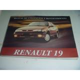 Manual Renault 19 ( Art 2359)