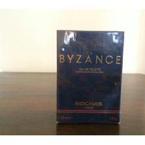 Perfume Byzance Rochas 30ml Lacrado Ultra Raro
