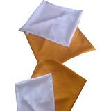 Kit 30 Capas De Almofada Para Sublimação 35x35cm