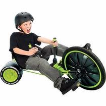 Divertidisimo Triciclo De Pedales Huffy Green Machine Edad8+