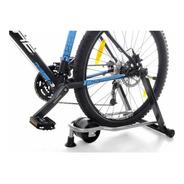 Rolo De Treino Dobrável Para Bicicleta Al 200 C/ Nota Fiscal