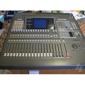 Yamaha O2r Mixer Digital 24 Inputs Meter Bridge Na Sommexe
