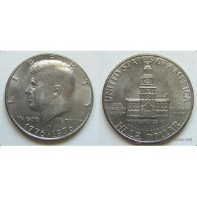 Moneda De Medio Dolar