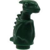 Lego Loose Animal Figure Baby Green Dragon