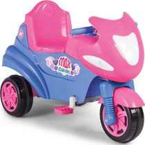 Triciclo Max Calesita Rosa 0947