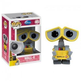 Wall-e Robo Boneco Funko Vinyl Pop! Figura Disney Filme Dvd