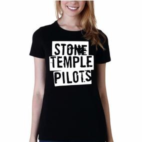 Remera Stone Temple Pilots Rock De Dama Local Y Envios!