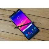 Galaxy Note 8 Plus Con Huella Real Coreano