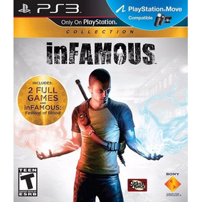 Infamous Collection + Festival Of Blood Ps3 Digital