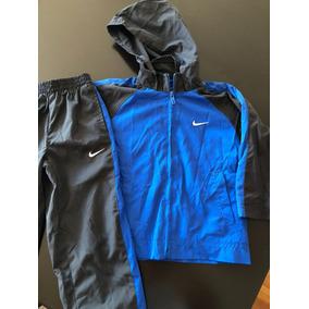 Conjunto Nene Nike Pantalón Y Campera T.3 Nuevo