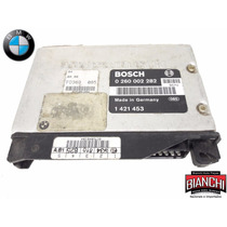Modulo Cambio Aut Bmw 325i E36 0260002282 Original Bosch