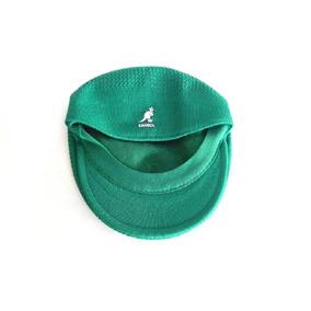 8fccf72210560 Boina Infantil Kangol Original Verde Lisa E Leve