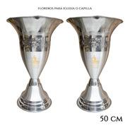 Floreros O Jarrones 50 Cm (par) Iglesia O Capilla