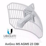 Antena Internet Via Radio Ubiquiti Airgrid Hp-5g23 23dbi