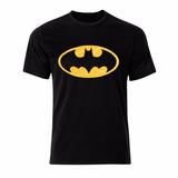 Camiseta Batman Herói Símbolo