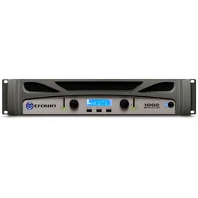 Amplificador Potencia Crown Xti1002 Xti 1002 1400 Watts Rms