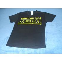 Playera Camiseta Trust Me I´m A Jedi Star Wars Sable Laser