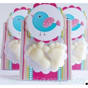 Souvenirs Jabon Piecitos Baby Shower X 20- Oferta Hay Stock