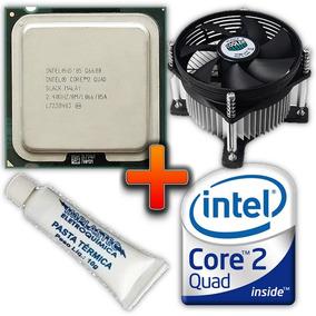 Processador Intel Core2quad Q6600 2.4ghz 8mb Lga775 + Cooler