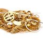 Invertir En Oro18kl 750 Autentico Macizo Alhajas $625 X Gr