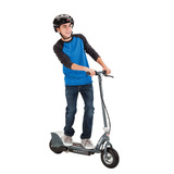Scooter Electrico E 300 Razor Gris Mate 4831 Educando