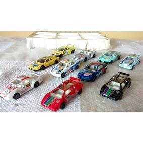 Coleçao Lote Miniaturas Carros Metal Bmw Porsche Ferrari.