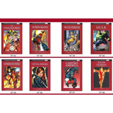 Marvel Salvat Capa Vermelha - Os Heróis+ Poderosos Da Marvel