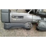 Câmera Sony Dsr 200a Dvcam Professional Sem Fonte