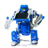 Robot Solar 3 En 1 Armable Educativo