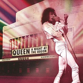 Cd Queen - A Nigth At The Odeon (990889)