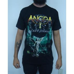 Camiseta Angra Secret Garden - Camisetas Manga Curta no Mercado ... 9da0c9747bf