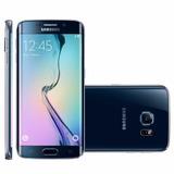 Samsung Galaxy S6 Edge 64gb G925 Lacrado Anatel Nf Ac Troca