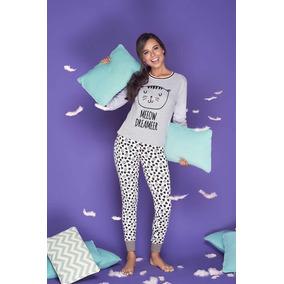 Pijama De Mujer - Lody - Lencería Femenina - Art 7235