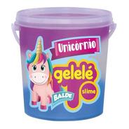 Slime  Geleca Gelelé Massinha Brinquedo Balde 457g
