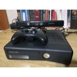 Xbox 360 Slim C/ Control Y Kinect Poco Uso Sin Chip Desde $1