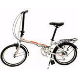 Bicicleta Plegable Tern Dahon Raleigh En 1 Sitio