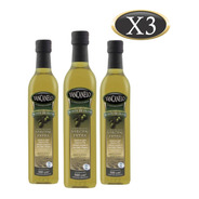 Aceite De Oliva Extra Virgen Yancanelo Botella 500 Ml X 3 U