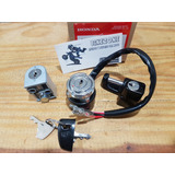 Kit Llaves Tambor Arranque Original Honda St 70 Dax 6 Volts