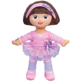 Boneca Dora A Aventureira Bailarina Multibrink