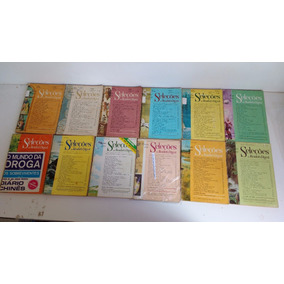 Selecoes Do Readers Digest 1972 Colecao Completa