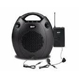 Skp Th-211 Globetrotter Audio Portatil Bafle Amp Mic