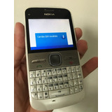 Celular Nokia E5 Rm-634 Sim Invalido
