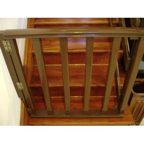 Puerta escalera bebe puertas de seguridad para beb s al - Puertas de escalera ...
