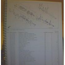 Libro De Partes Honda Trx 450r 2004, Impreso A4,español