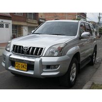 Toyota Prado Vx Europea 3000cc At Ct