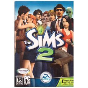 Game Pc The Sims 2c Om 4 Cd-rom (novo)