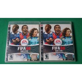 Fifa Soccer 08 Ps3 Frete R$10 Faço Desconto!!